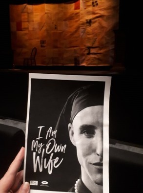 I Am My Own Wife QUT Gardens Theatre