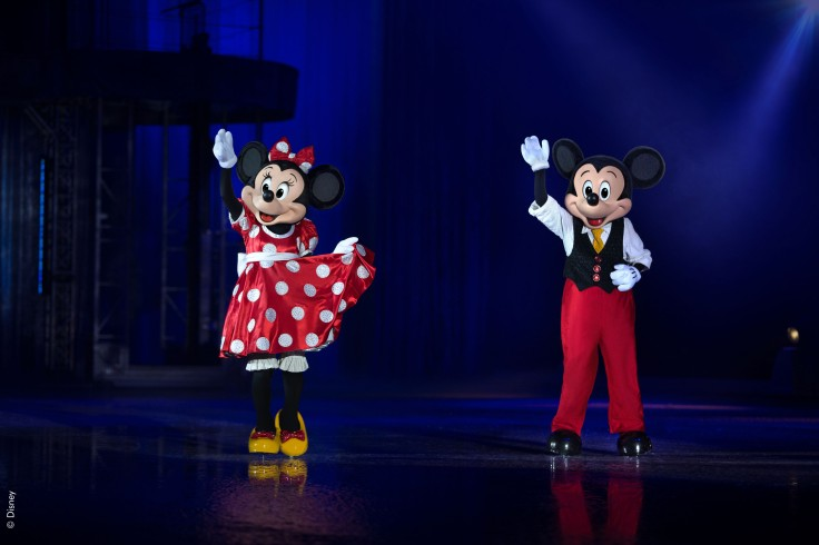 Mickey Mouse and Minnie Mouse © (1)