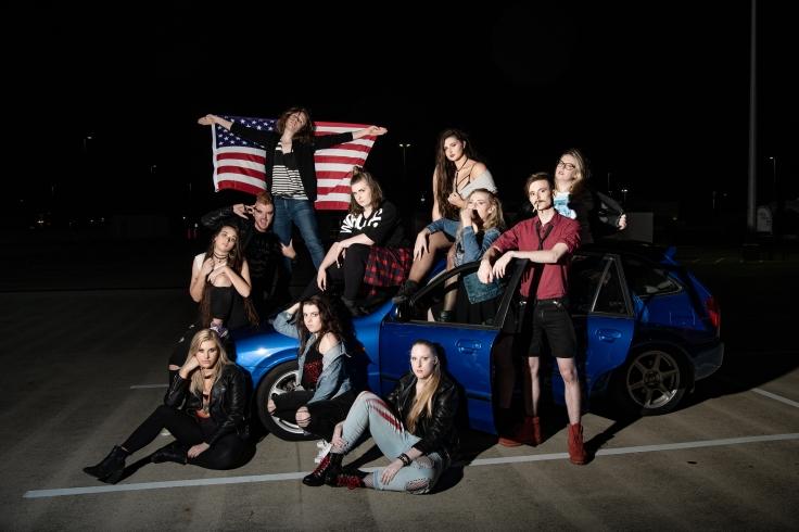 Cast American Idiot1