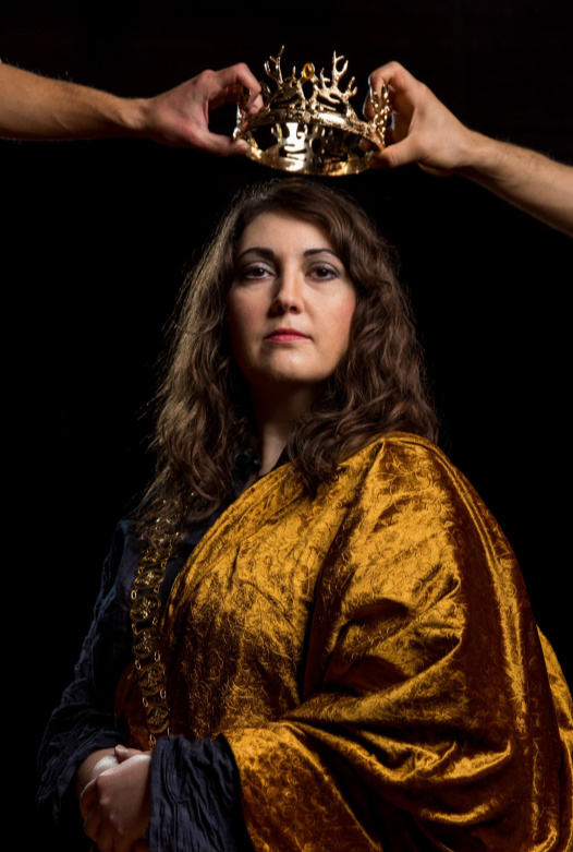 Liliana Macarone as Henry IV